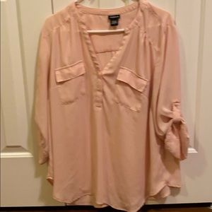 Torrid dress shirt size 1